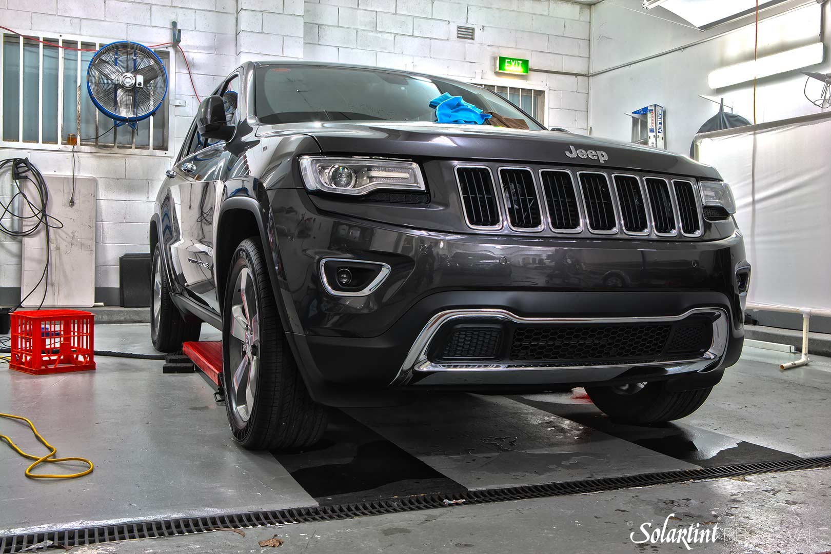 Jeep Cherokee '15 - Work In Progress